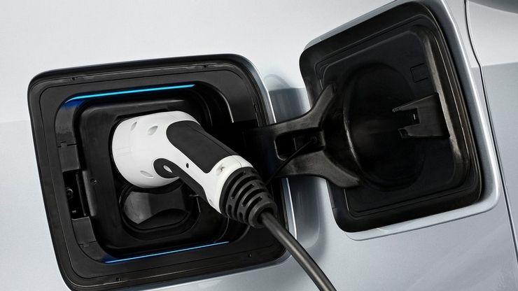 BMW i3 électrique