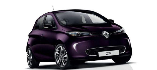 Quelle est la puissance de la Renault Zoe R110?