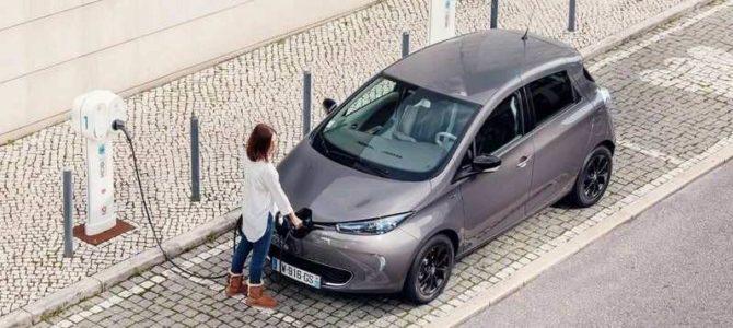 Comment recharger une Renault Zoe?