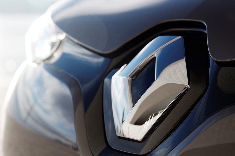 Trappe de recharge Renault Zoe