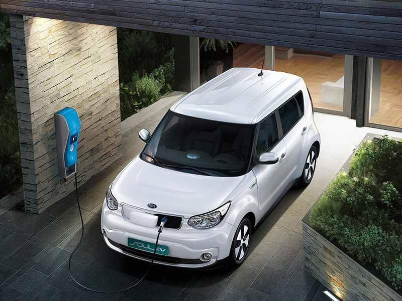Kia Soul EV électrique