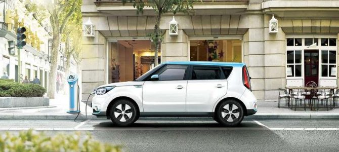 Comment recharger le Kia Soul EV  ?
