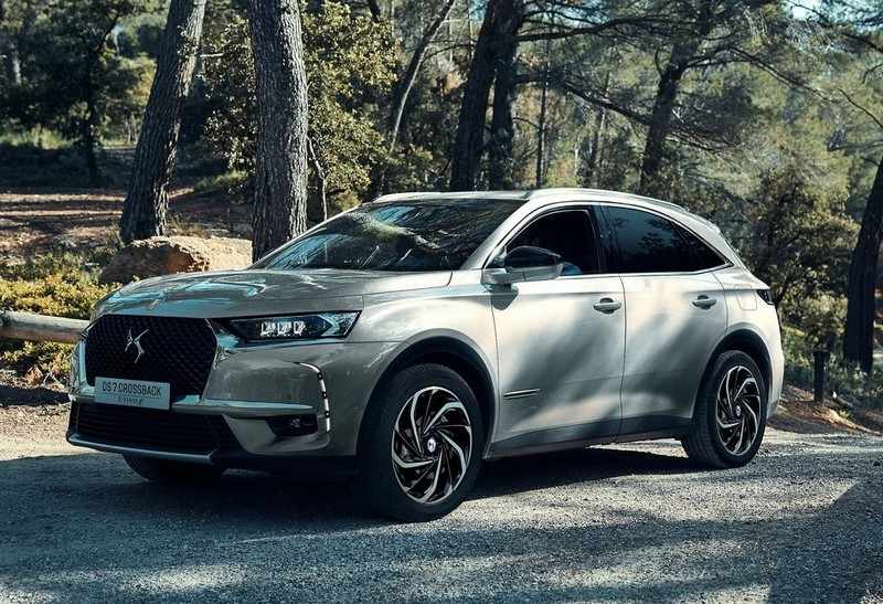 DS7 Crossback E-Tense