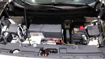 Nissan Leaf moteur