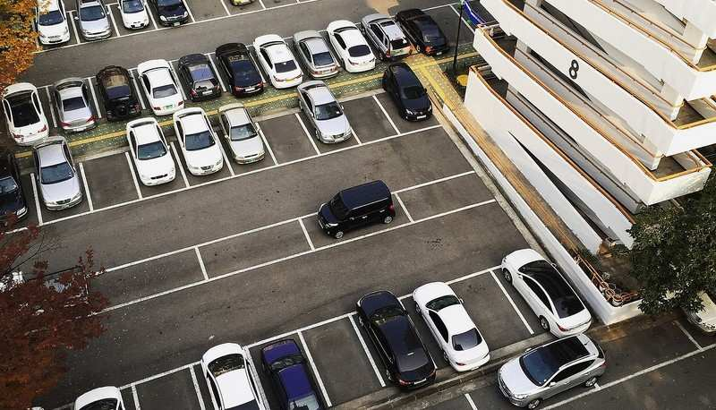 Parking en appartement