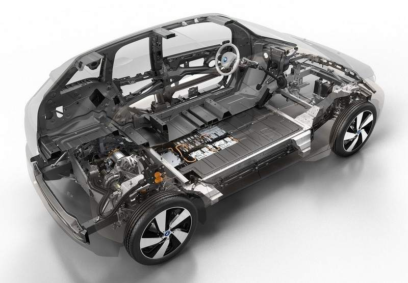BMW i3 Rex Range Extender