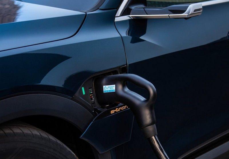 Audi e-tron en charge