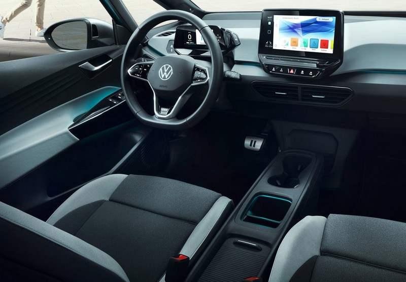 Habitacle Volkswagen ID.3