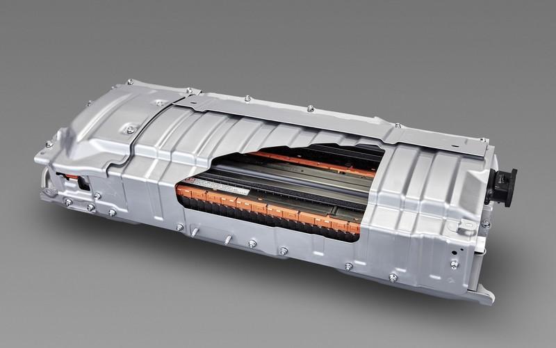 Batterie état solide Toyota