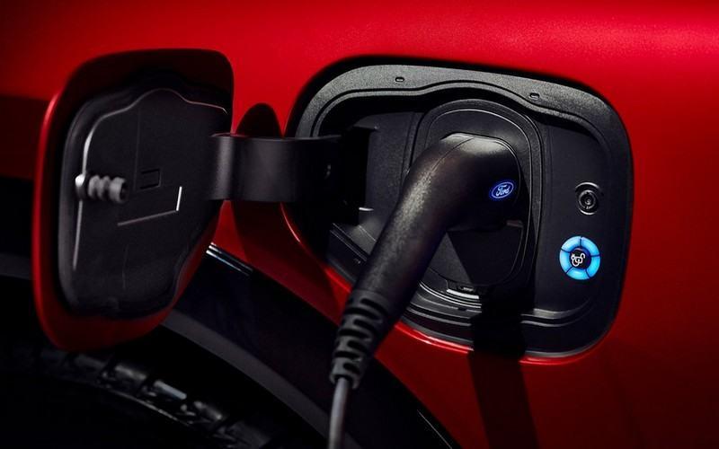 Prise de recharge voiture électrique