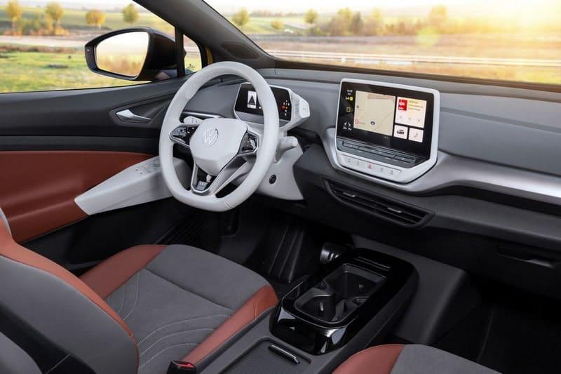 intérieur du VW ID.4